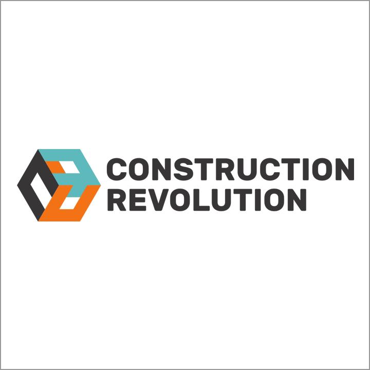 construction revolution logo